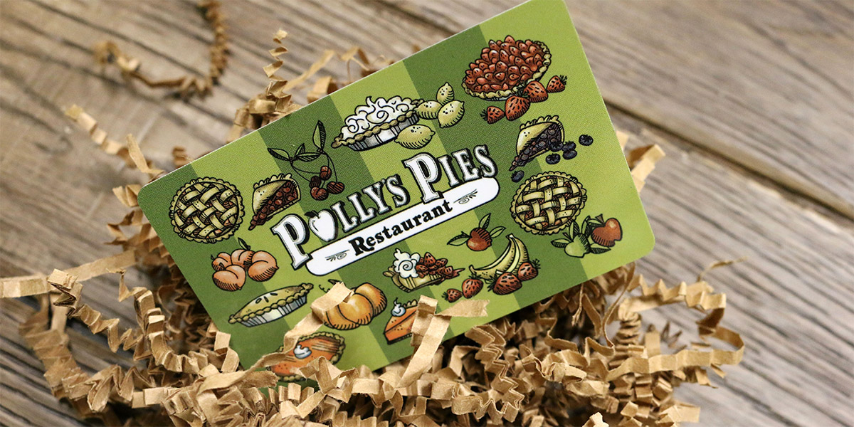 Polly's Pies Gift Card