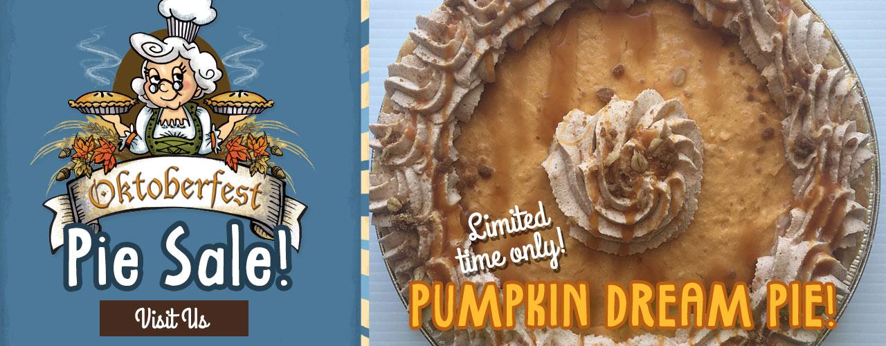 Polly's Pies Pumpkin Dream Pie