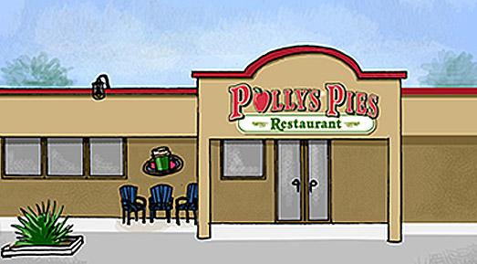 Polly's Pies Fullerton Exterior