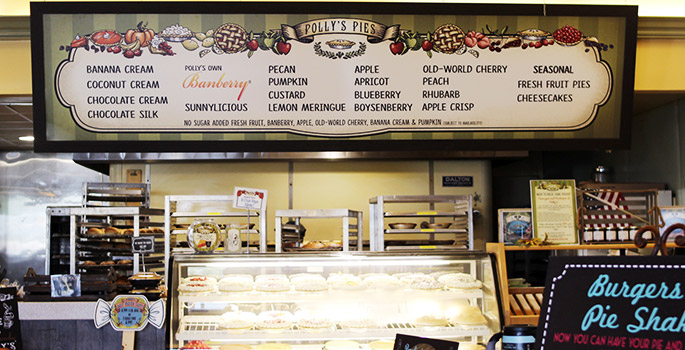 Fullerton Pollys Pies Southern California Restaurant And Bakery