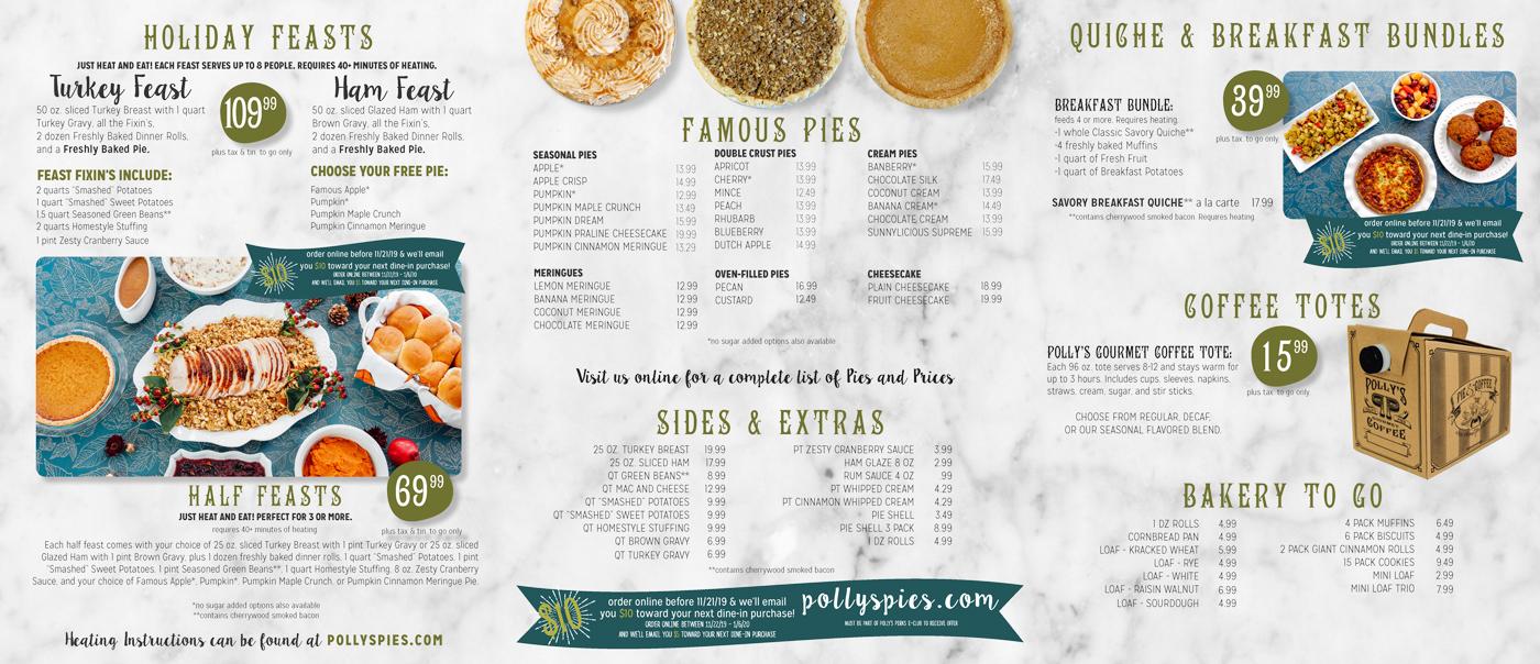 Feast flyer image